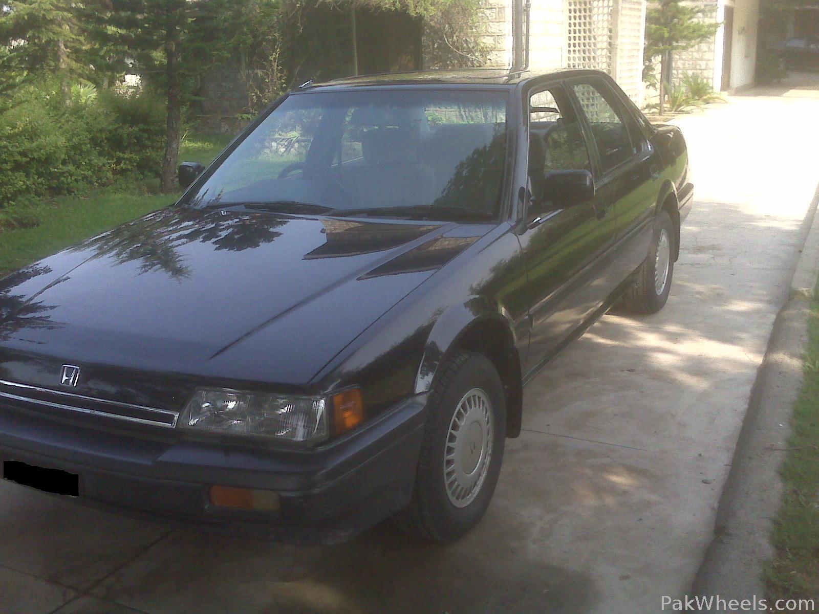 Kekurangan Honda Accord 1987 Spesifikasi