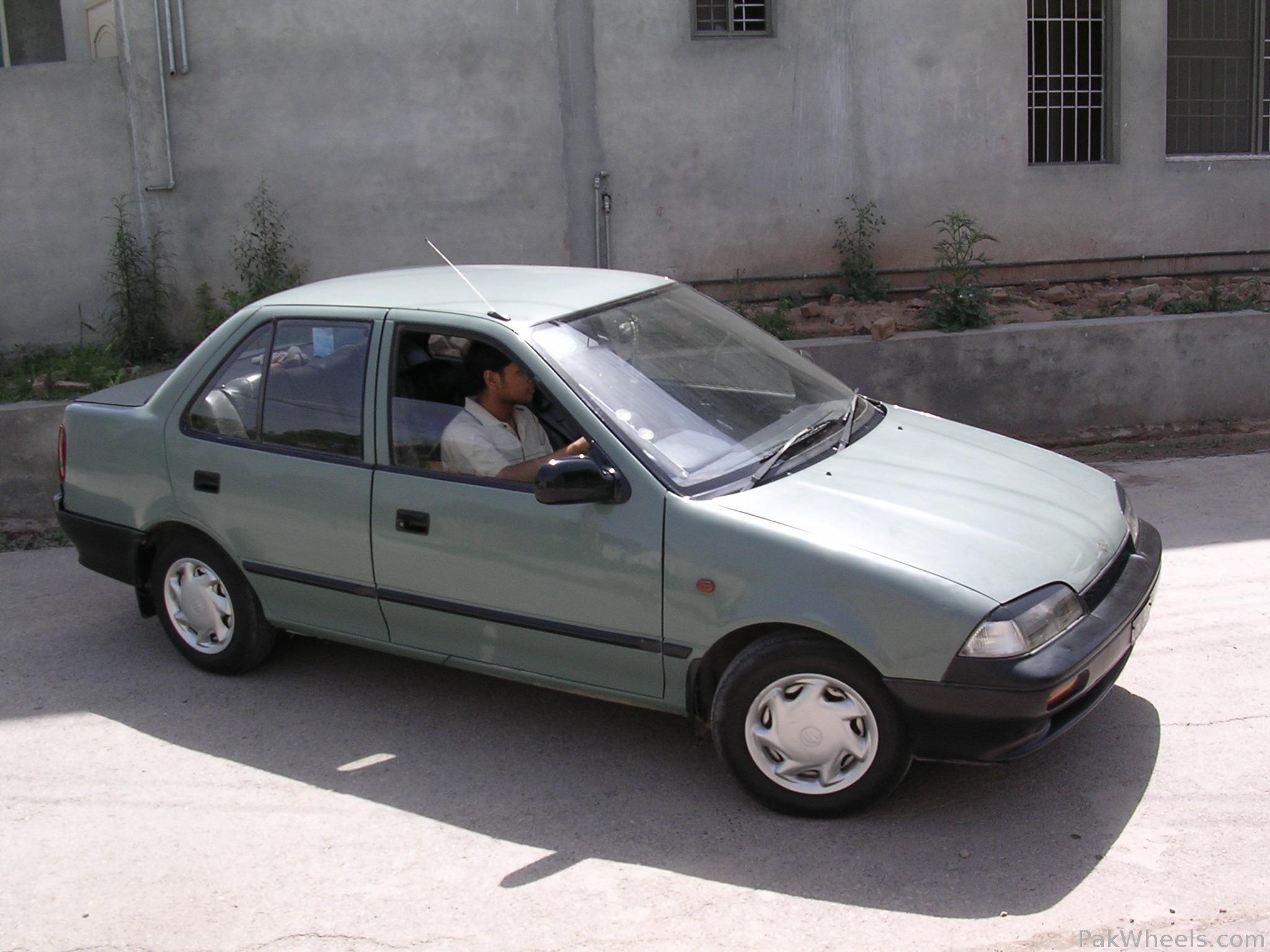 Suzuki Margalla - 1994 nil Image-1
