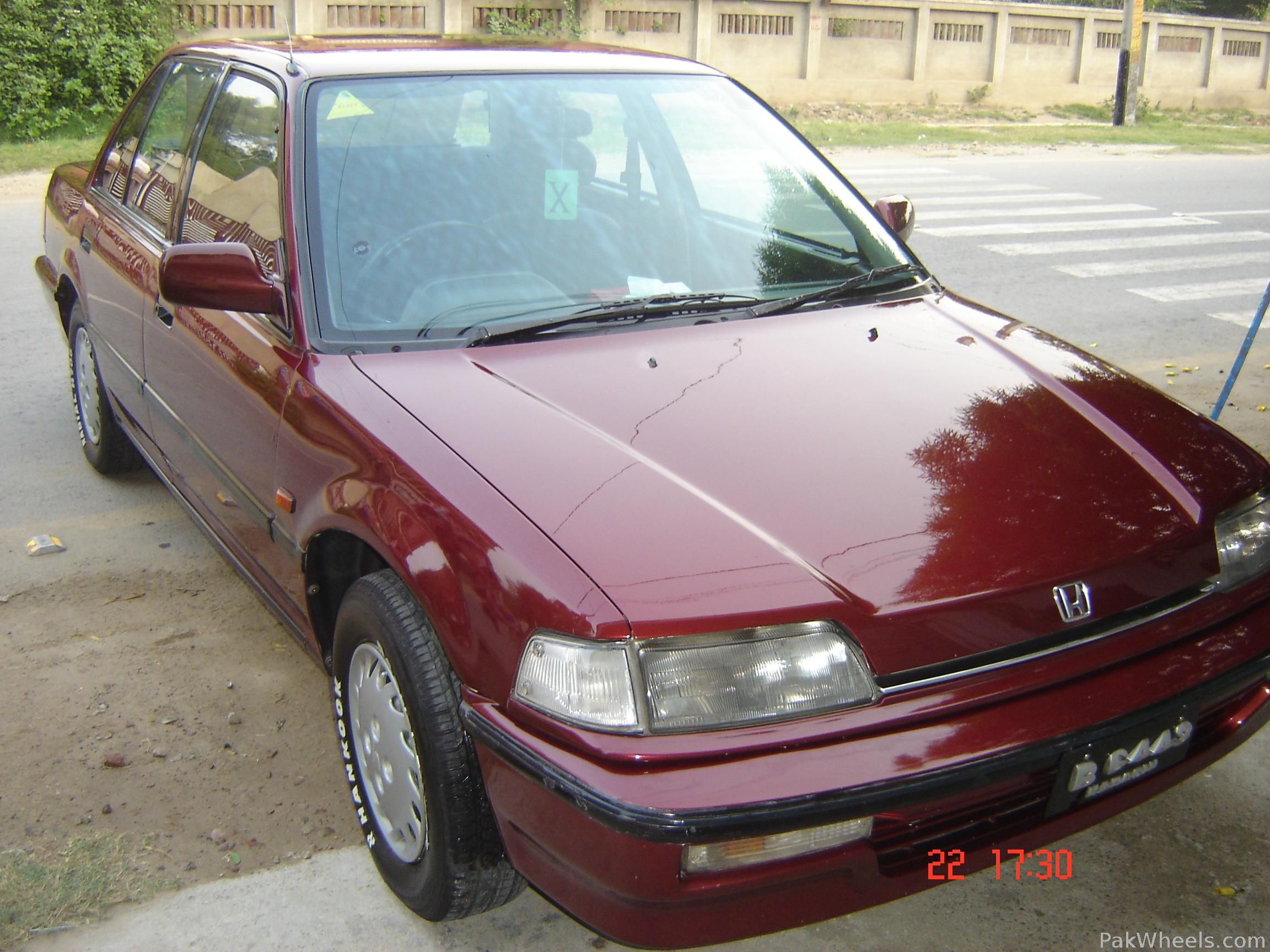 Honda Civic - 1988 civic Image-1
