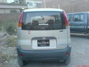 Hyundai Santro - 2002