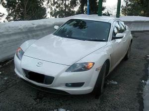 Mazda RX8 - 2004