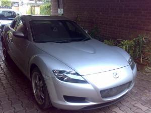 Mazda RX8 - 2003