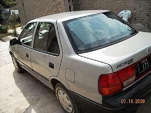 Suzuki Margalla - 1998