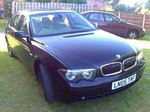 BMW 7 Series - 2005