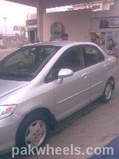 Honda City - 2005