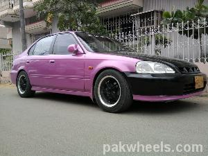 Honda Civic - 1998