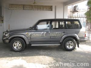 Toyota Land Cruiser - 1995