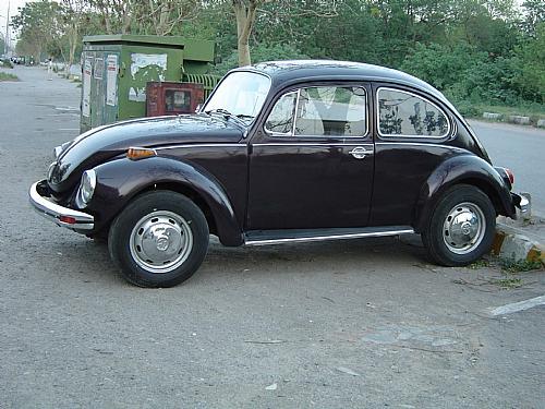 Volkswagen Beetle - 1971 Bugs Bunny Image-1