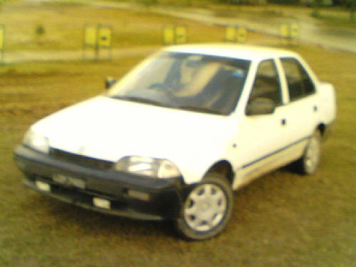 Suzuki Margalla - 1991 CH Image-1