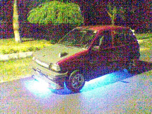 Suzuki Mehran - 1992 Baby Ferrari Image-5