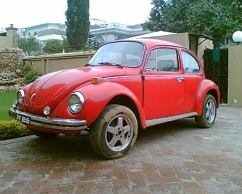 Volkswagen Beetle - 1974 1303 Image-1