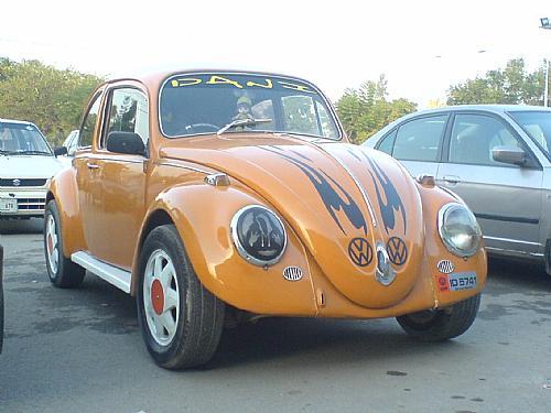 Volkswagen Beetle - 1967 foxy Image-1