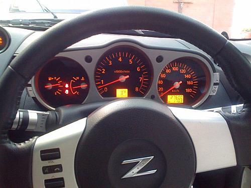Nissan Z Series - 2004 my350 Image-1