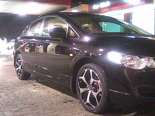 Honda Civic - 2007 Shahfaridoon Image-1