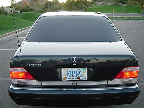 Mercedes Benz S Class - 1999 TANK Image-2