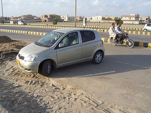Toyota Vitz - 2003 Shahzad Image-1