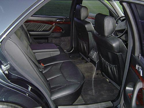 Mercedes Benz S Class - 1999 TANK Image-13