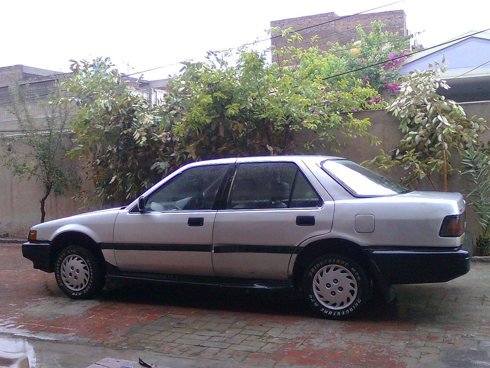 Honda Accord Used >> Honda Accord 1987 of second1to100 - Member Ride 9487 | PakWheels