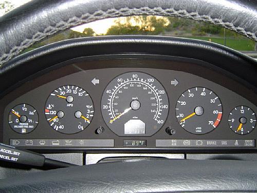 Mercedes Benz S Class - 1999 TANK Image-20