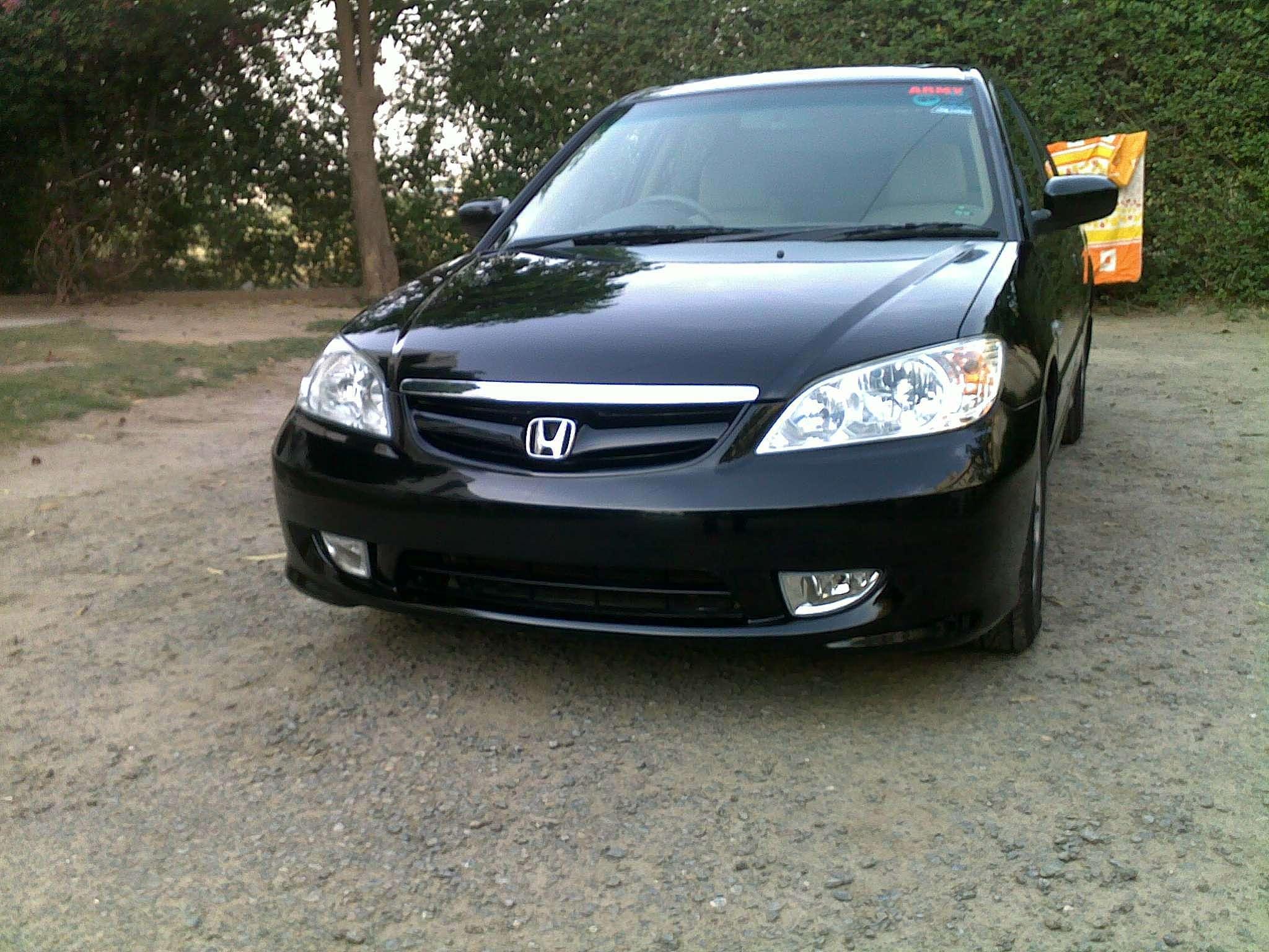 Honda Civic - 2006 VTI-ORIEL Image-1