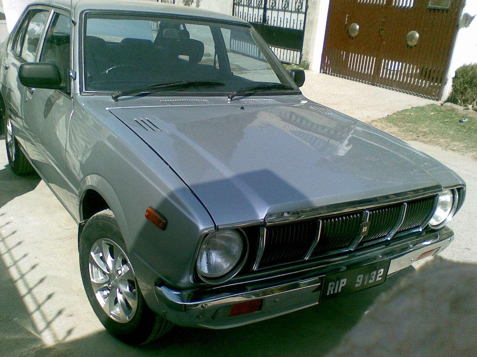 Toyota Corolla 1976 of syumair - Member Ride 9668 | PakWheels