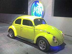 Volkswagen Beetle - 1963 foxy Image-1