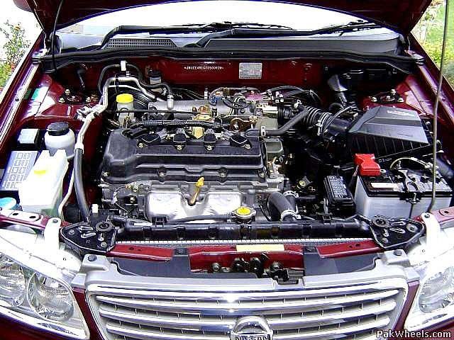 Nissan Sunny - 2005 Nissan Image-1