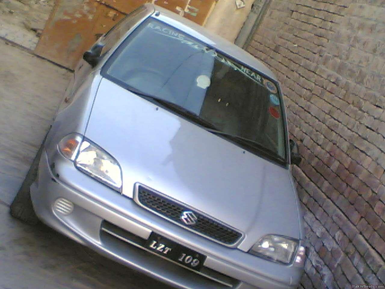 Suzuki Cultus - 2005 Racing Heart Image-1