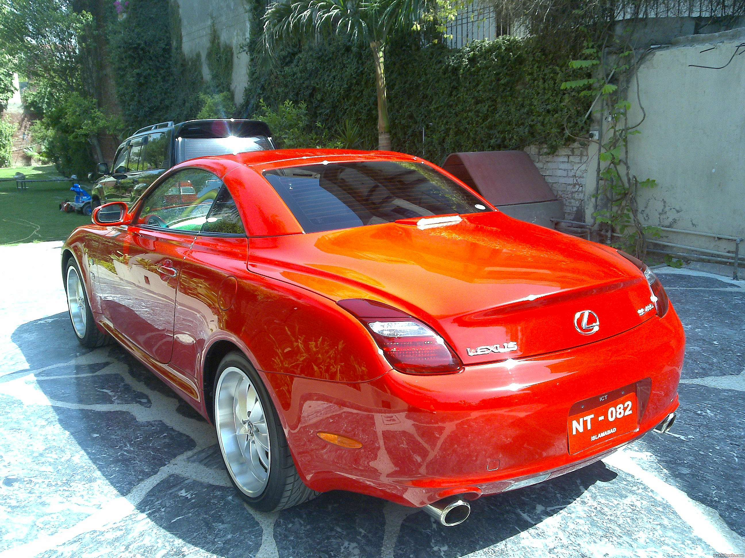 Lexus Sc Series - 2008 omzii Image-1
