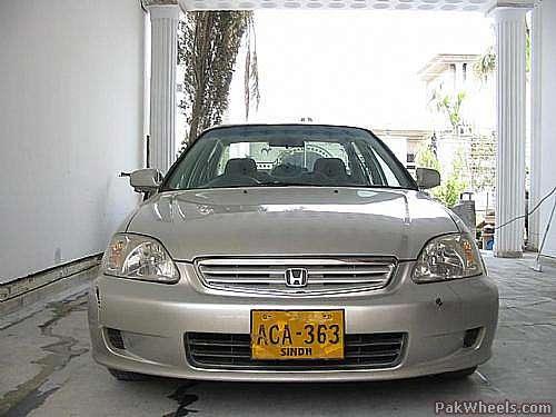 Honda Civic - 1999 oriel Image-1