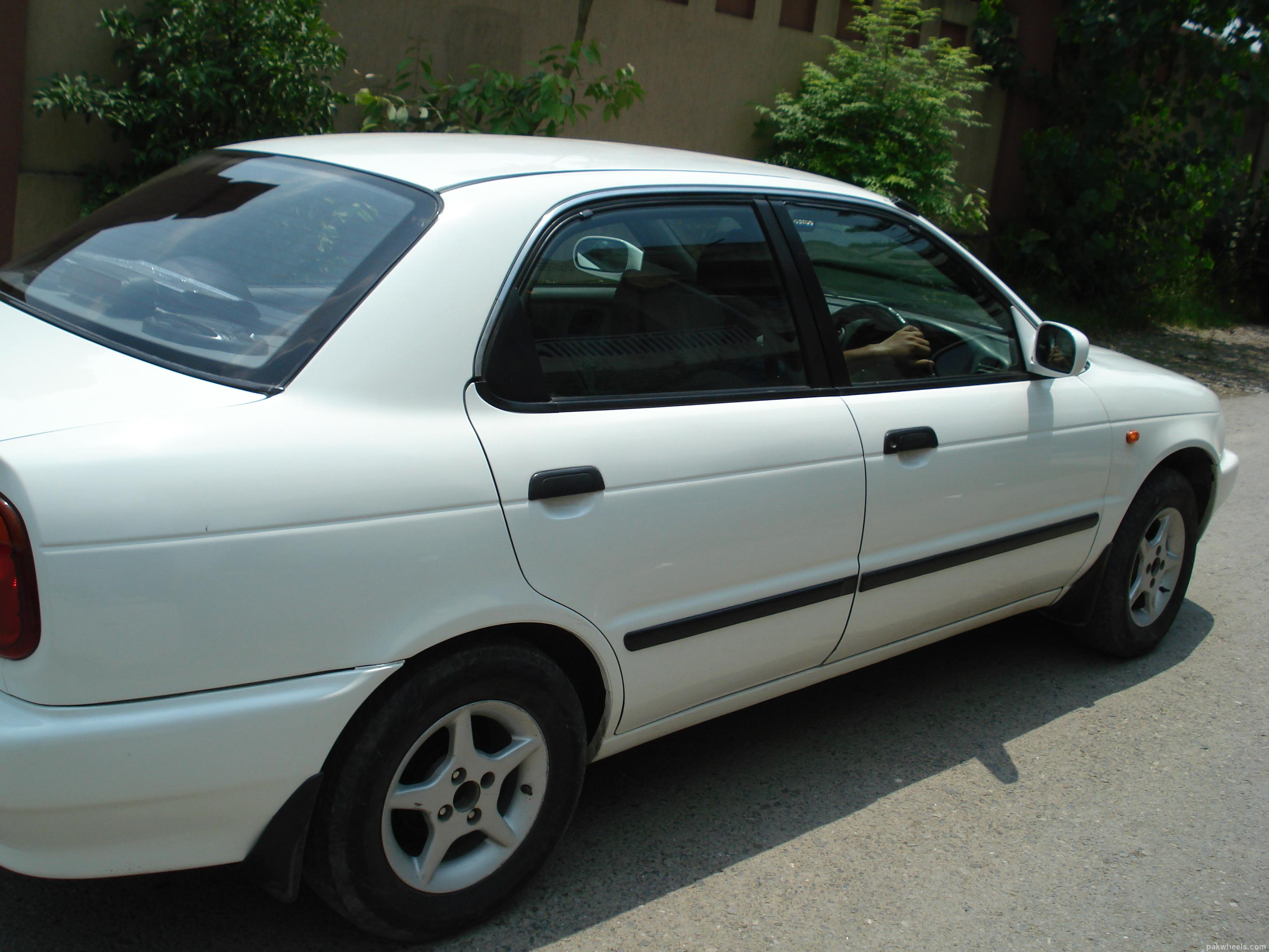 Suzuki Baleno 1999 Of 751 Member Ride 10399 Pakwheels