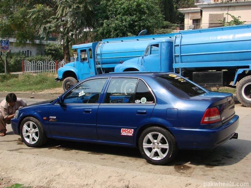 Honda City - 2000 All Motor H22 Image-1