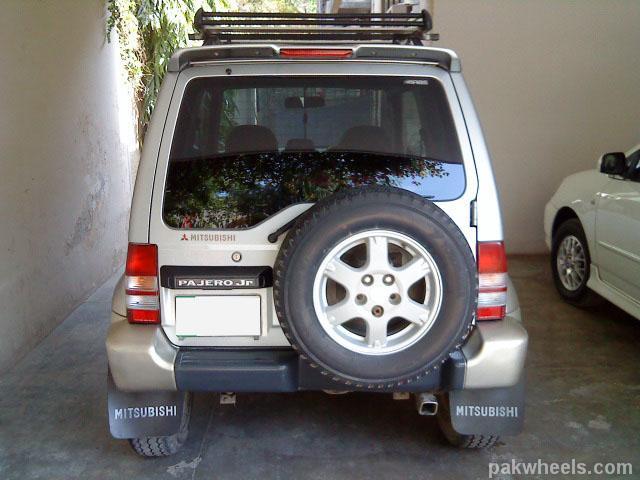 Mitsubishi Pajero - 1998 Pajero Junior Image-1
