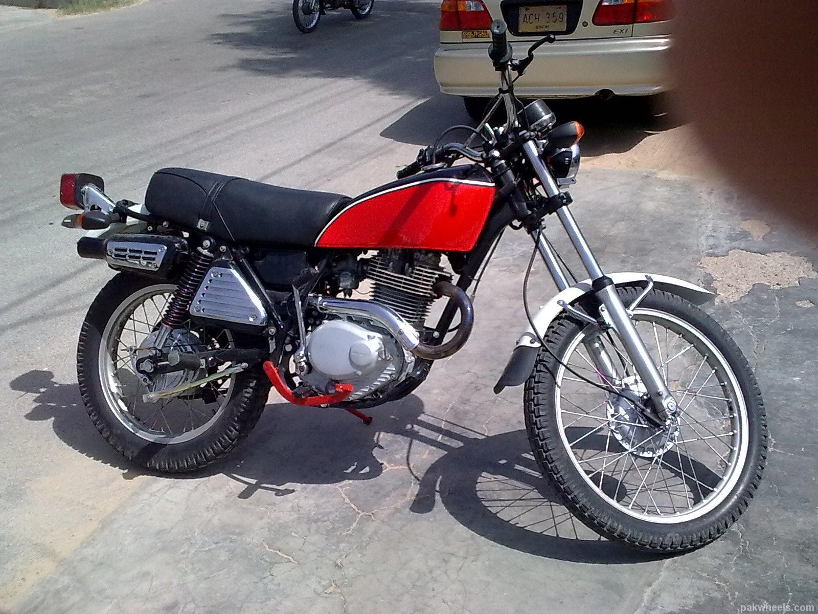 Honda Other - 1975  XL350 Image-1