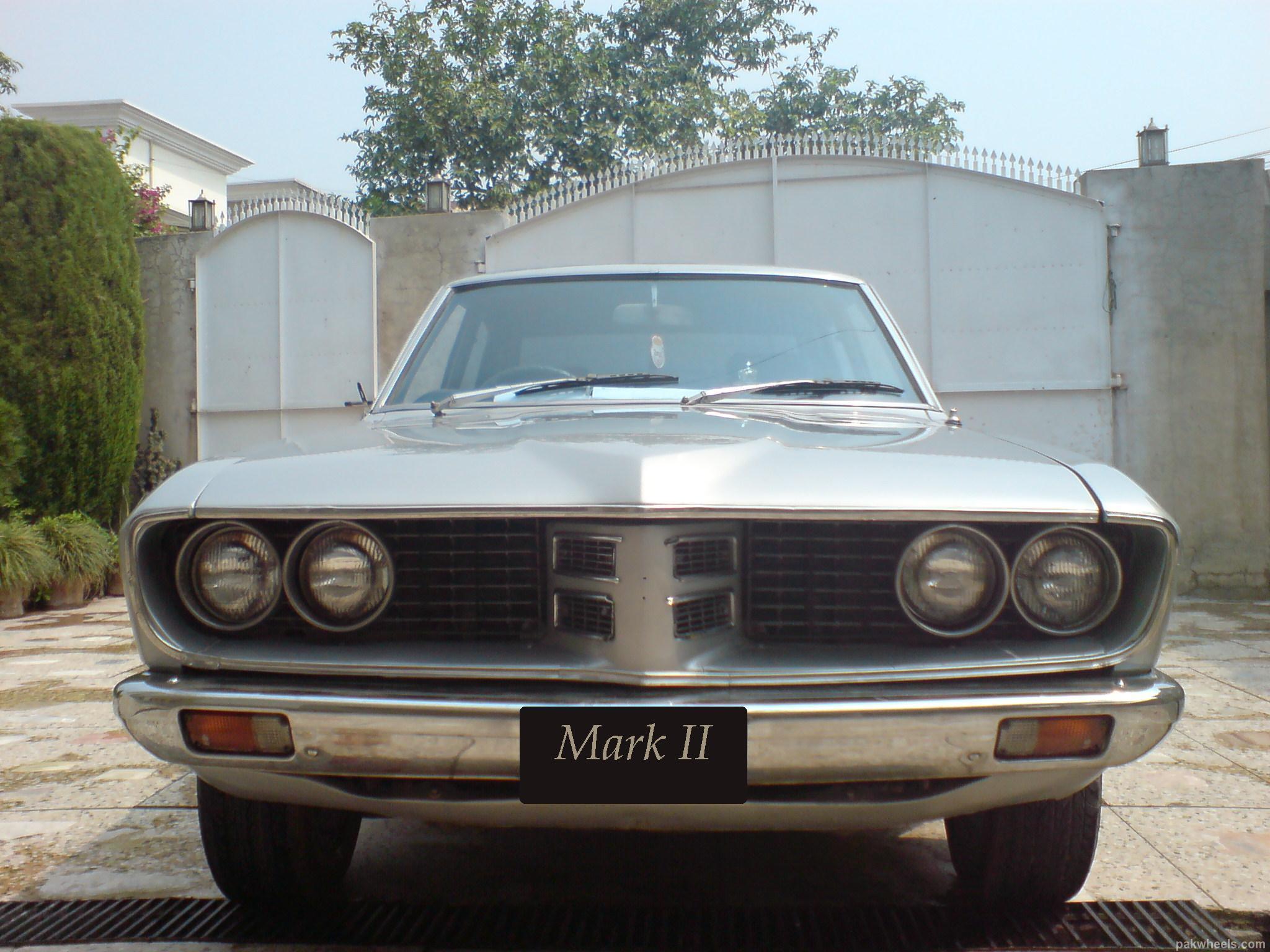 Toyota Mark II - 1975 MaaToo Image-1