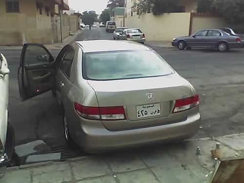 Honda Accord - 2005 Accord Image-1