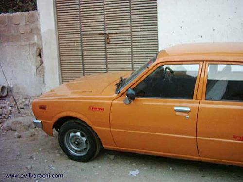 Toyota Corolla - 1976 toyota Image-6