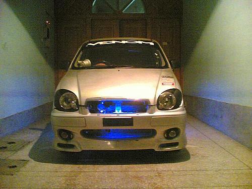 Hyundai Santro - 2004 Static Image-1