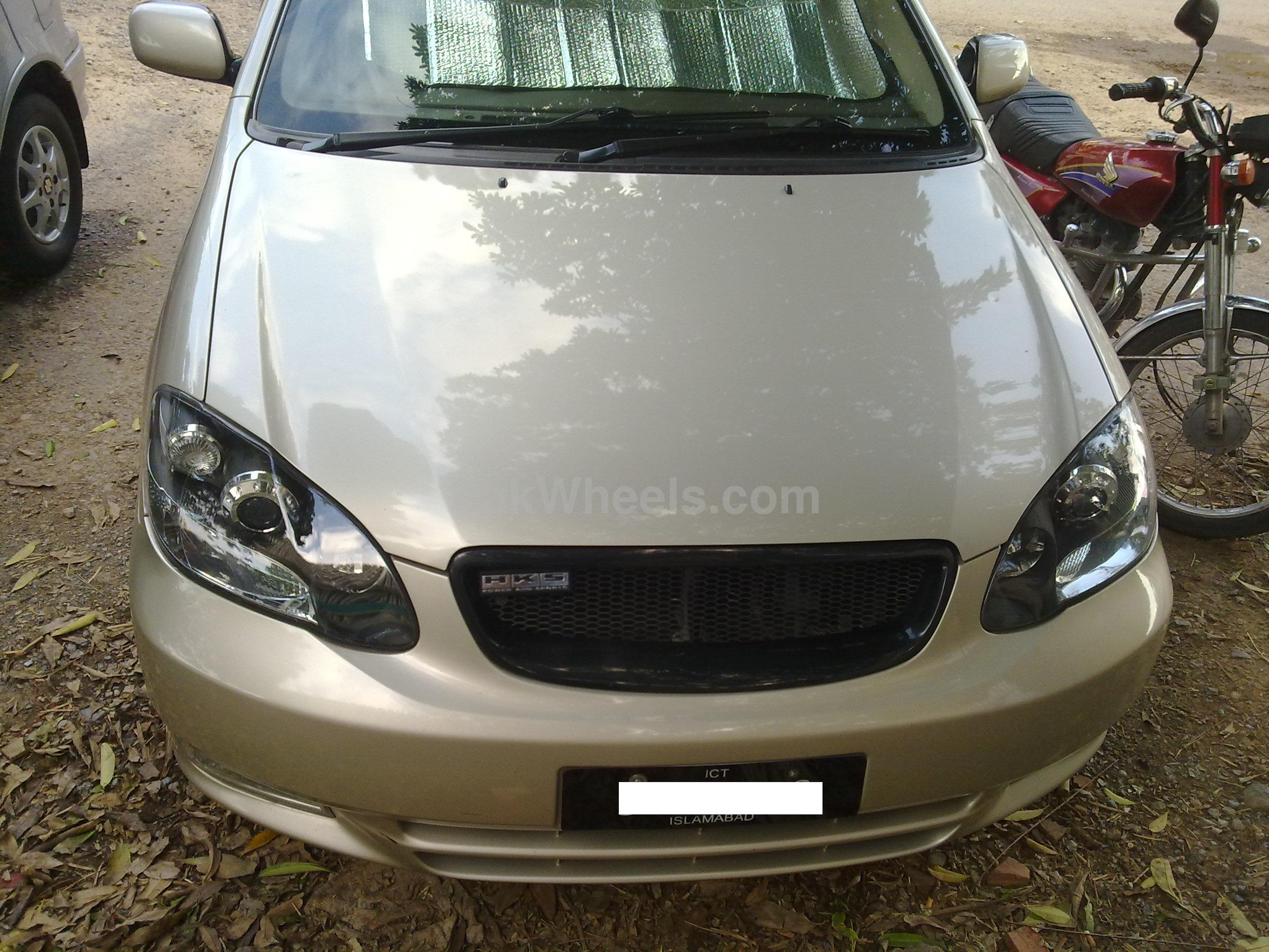used toyota corolla altis 1 8 2006 car for sale in islamabad 129344 pakwheels. Black Bedroom Furniture Sets. Home Design Ideas