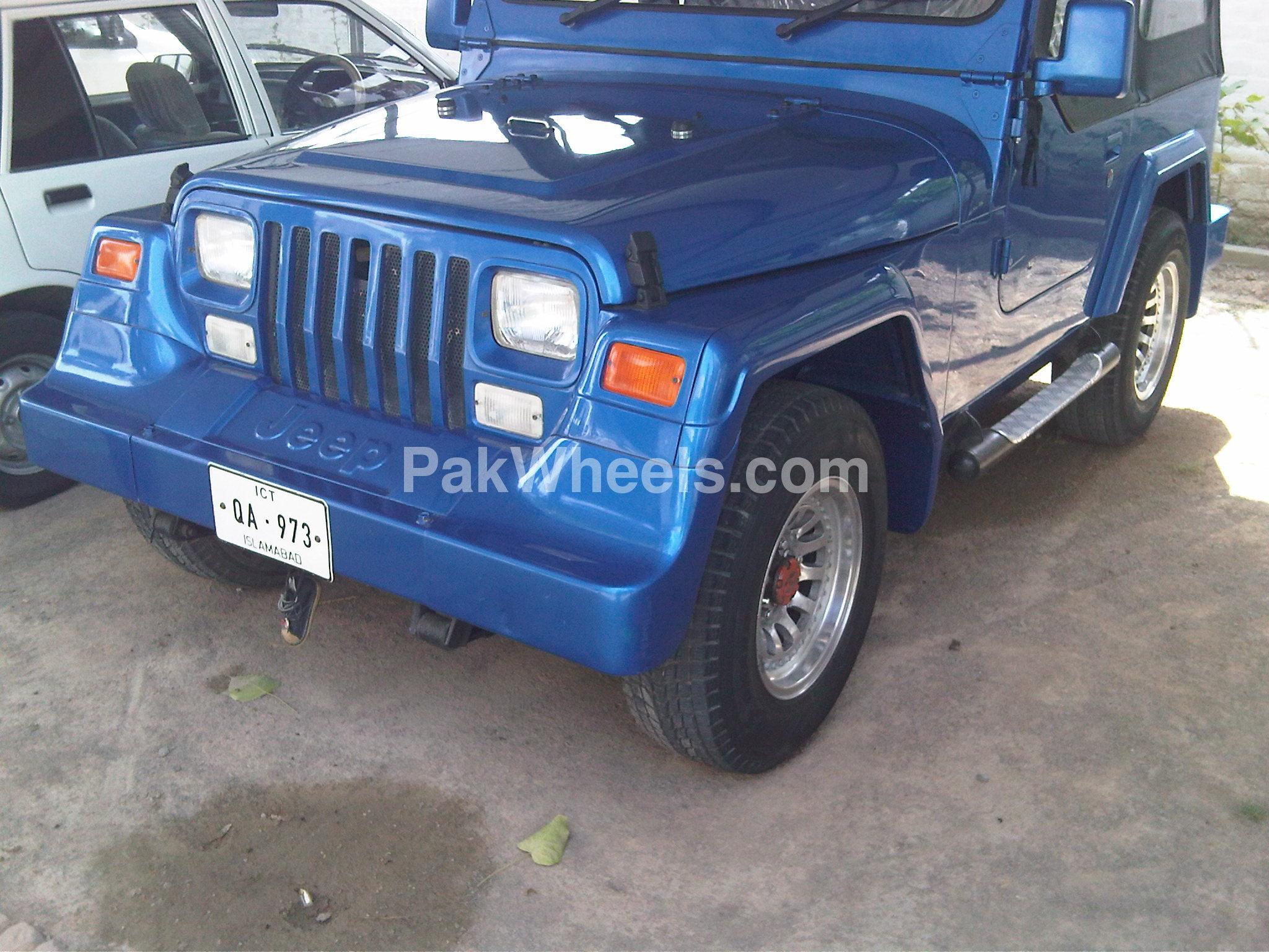 Jeep CJ-5 2010 Image-2
