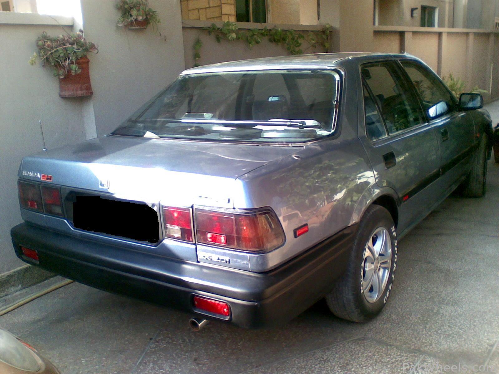 Kelebihan Honda Accord 1986 Tangguh
