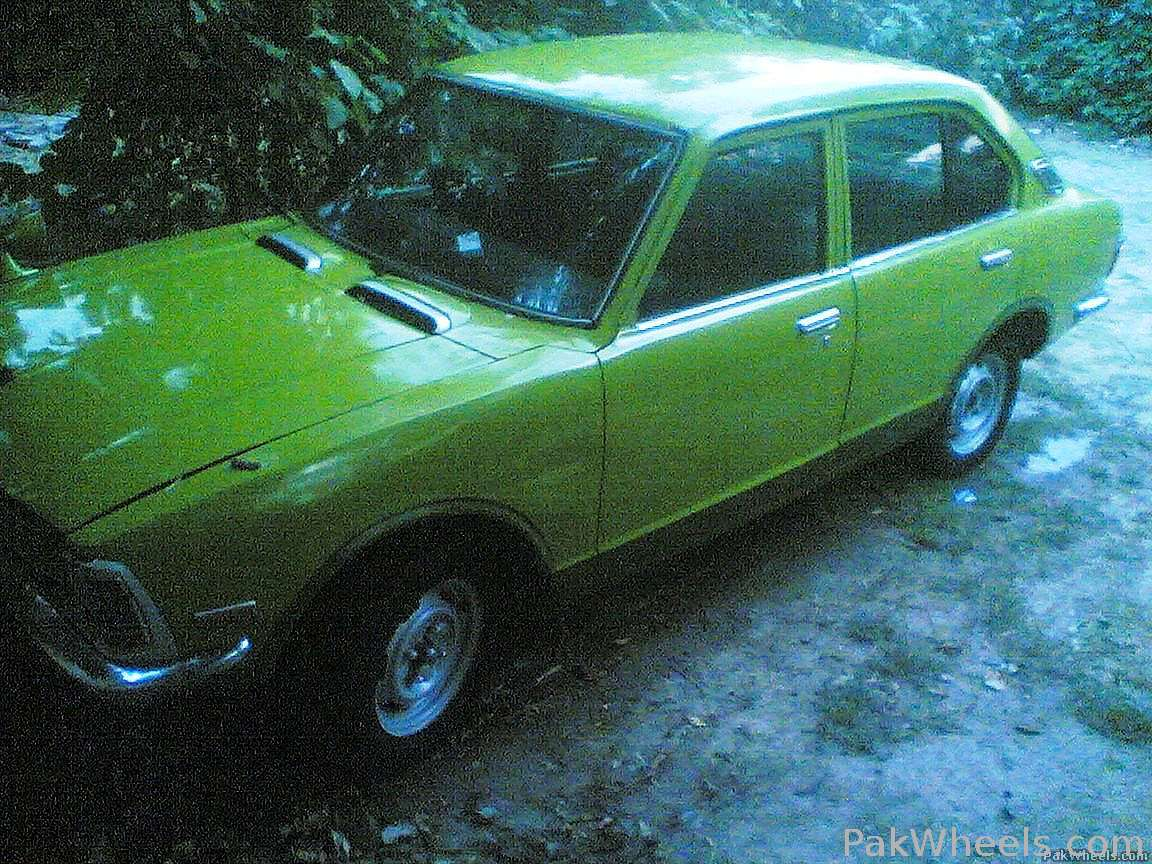 Toyota Corolla - 1974 Shan Maan Image-1