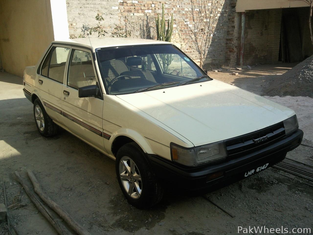 Toyota Corolla - 1987 rocky Image-1