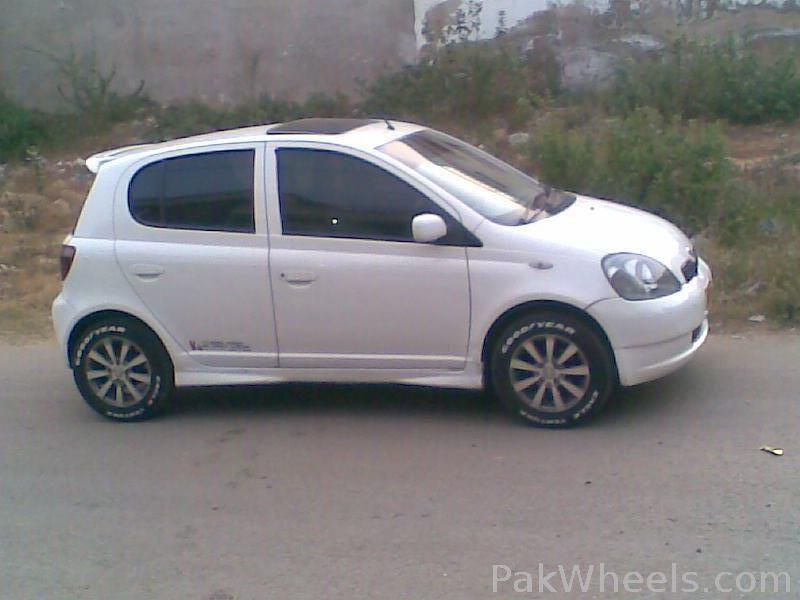 Toyota Vitz - 1999 vitz  Image-1