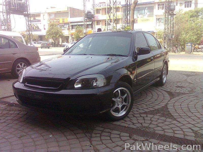 Honda Civic - 2000 Getafix Image-1