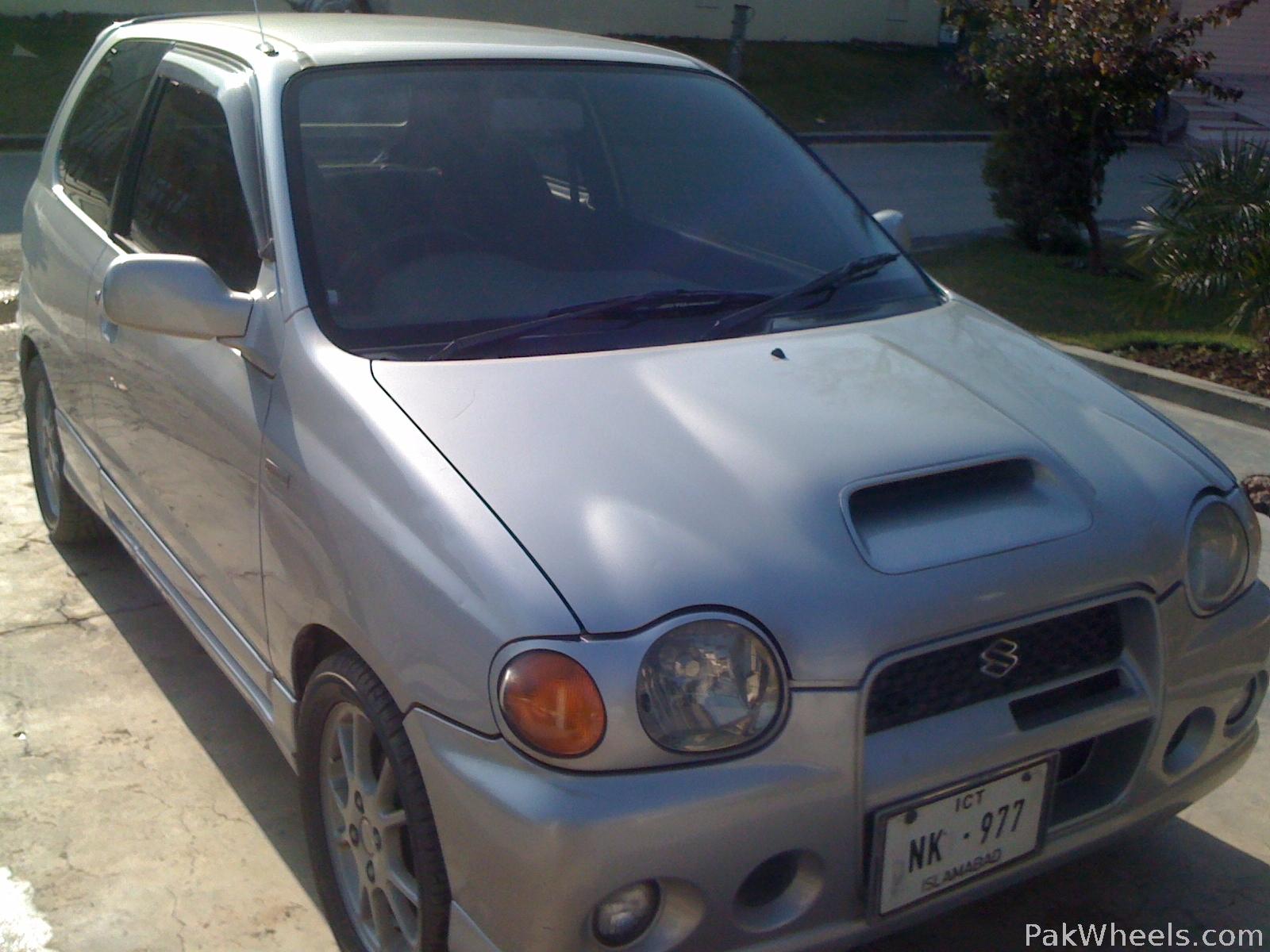 Suzuki Alto - 2002 Alto Works RS/Z Image-1