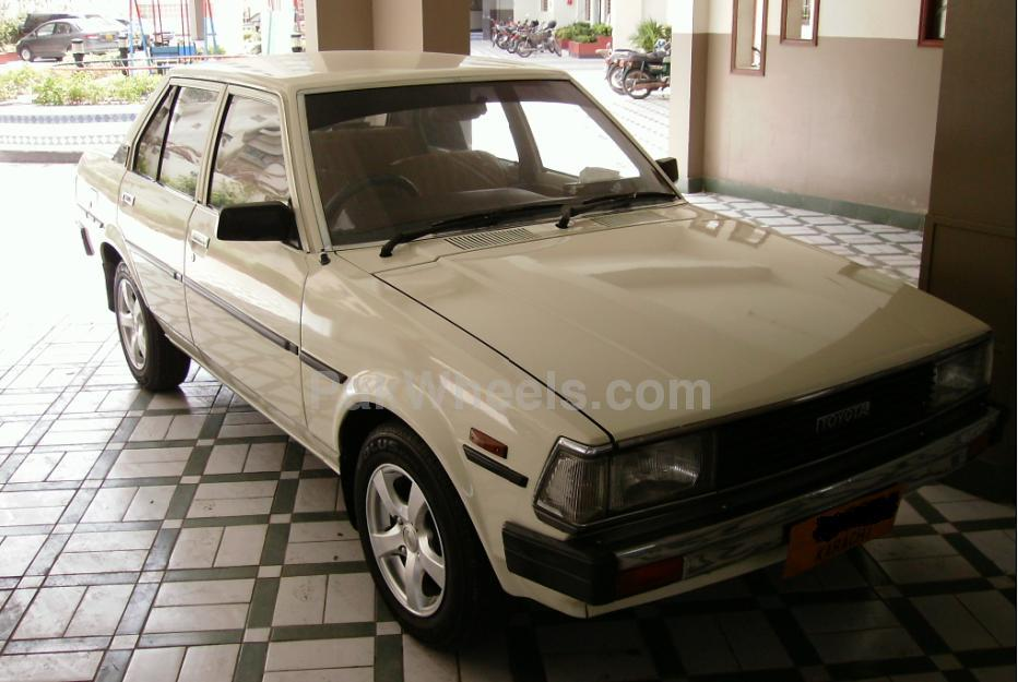 Toyota Corolla - 1982 mjqadir Image-1