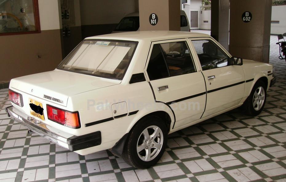 Toyota Corolla 1982 of mjqadir - Member Ride 13018 | PakWheels