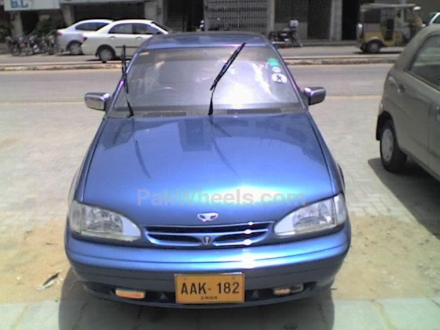 Daewoo Racer - 1993 daewoo racer Image-1