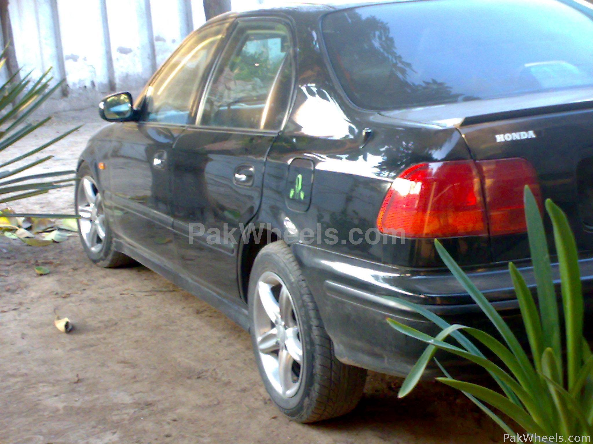 Honda Civic - 1997 im Image-1
